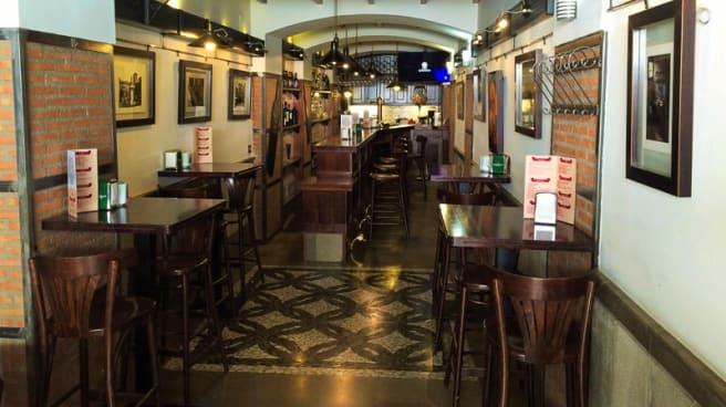Zona de barra - La Gastroteka de Graná, Granada
