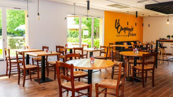 Restaurant - La Compagnie Bistrot - Roanne, Roanne
