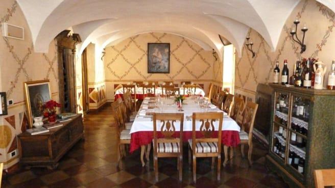 Sala - Ristorante Conte Ramponi