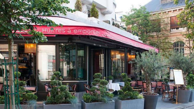 Terrasse - L'armandie, Paris