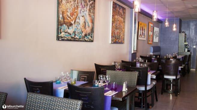 Salle du restaurant - Le Beyrit's, Aix-en-Provence