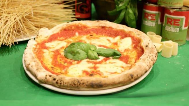 La pizza - REbasilico, Roma