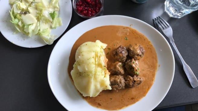 Mat - Moms Kitchen Drottninggatan, Stockholm