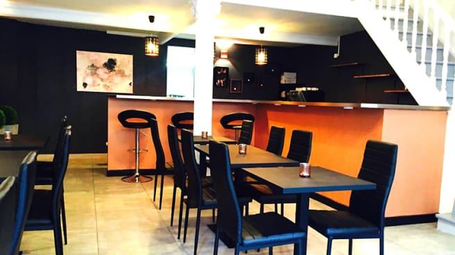 vue de la salle - Steak House & Burgers, Villeurbanne