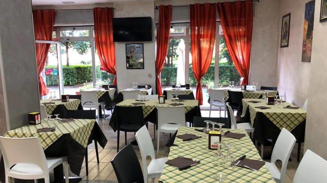 Sala - Pizza e coppo, Torino