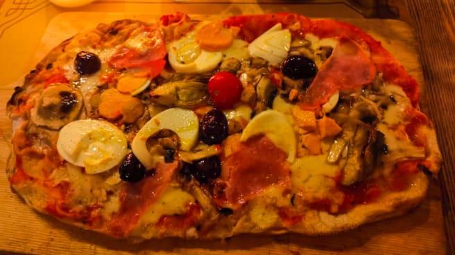 Piatto - Tira e Molla, Roma