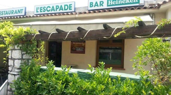 Restaurant - L'Escapade, Colomars