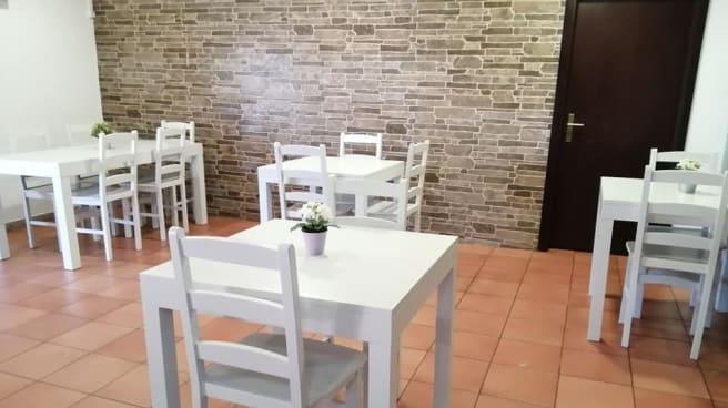 Vista da Sala - Al'Capão Restaurante