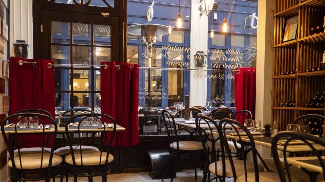 Grande salle - La Boutique des Vins, Paris