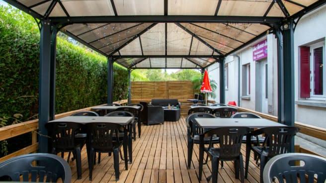Terrasse - Chez Maman Julia