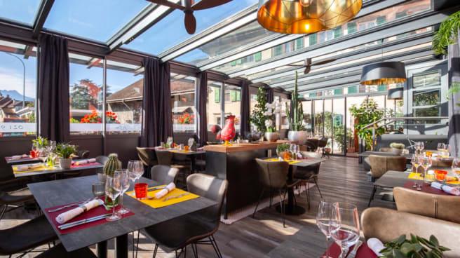 Terrasse - Restaurant de l'Etoile
