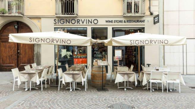 Ingresso - Signorvino – Torino, Torino