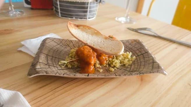 Sugerencia del chef - El Trastero Gastro Tapas