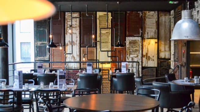 Vue de l'intérieur - Spark's, Rueil-Malmaison