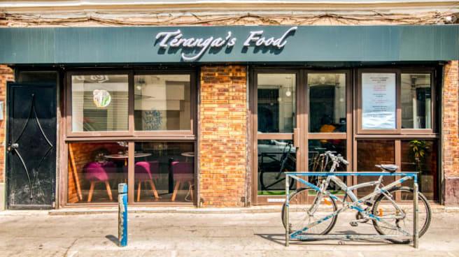 Vue de l'intérieur - Teranga's Food, Aubervilliers