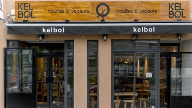 Entrée - Kelbol, Courbevoie