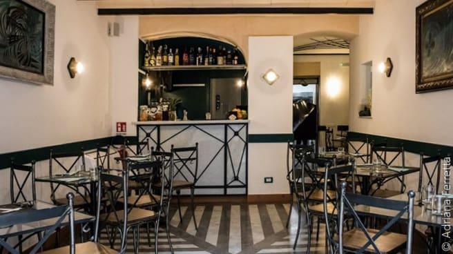 Interno - L'Acerba Osteria Dinamica, Palermo