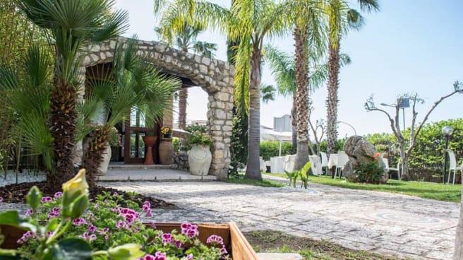 Ingresso - Villa Ambrosia