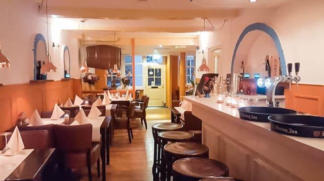 Het restaurant - Casa do Carlos, Zierikzee