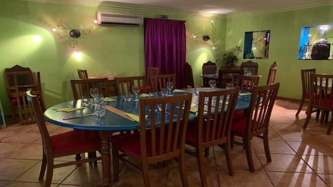 Salle du restaurant - Le Maharajah, Villefranche-sur-Saône