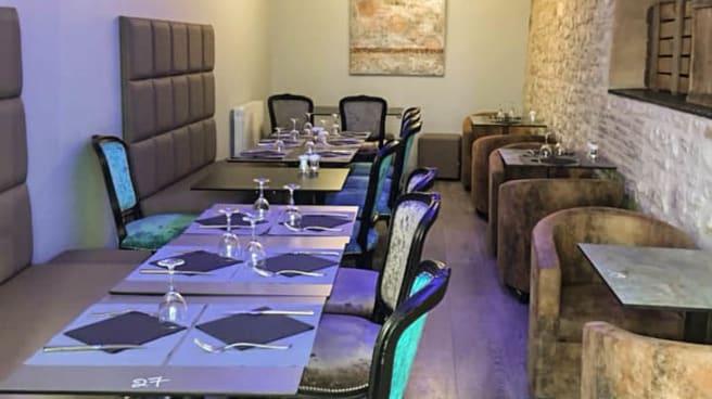 Vue de la salle - Le Sept Bar, Villefranche-sur-Saône