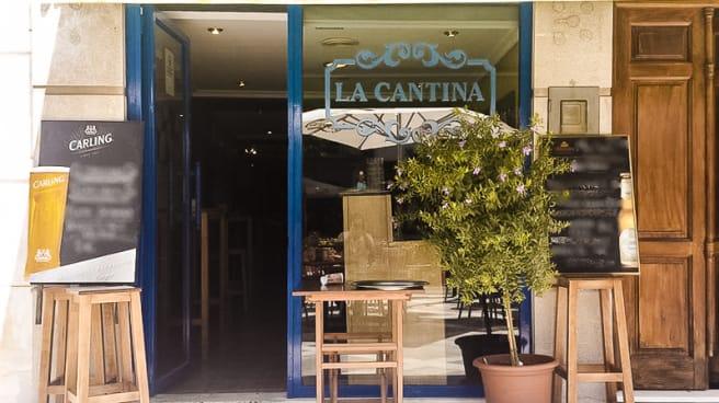 Entrada - La Cantina, Antequera