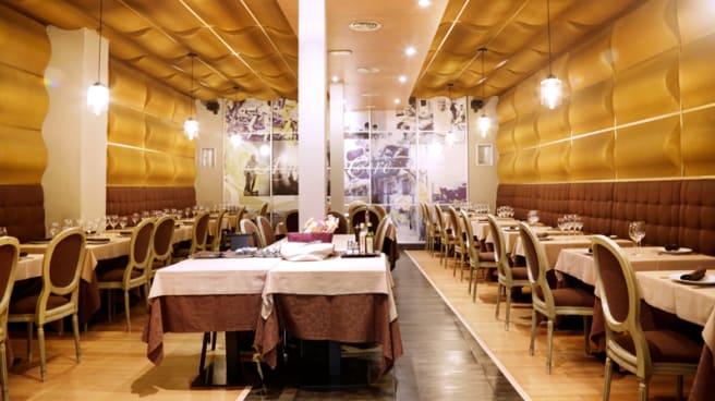Vista sala - Cor & Cor, Madrid