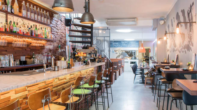 Restaurant - Ku Kitchen & Bar, Amsterdam