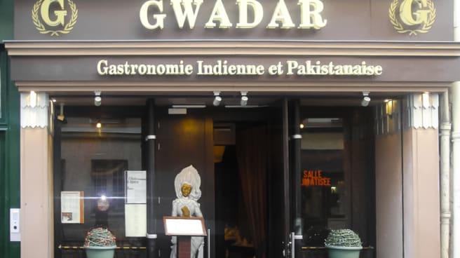 La devanture - Gwadar, Paris