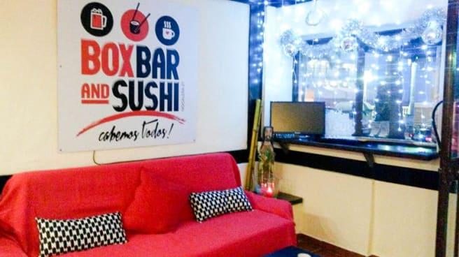 Vista interior - Jackass American grill & Sushi bar, Benalmadena