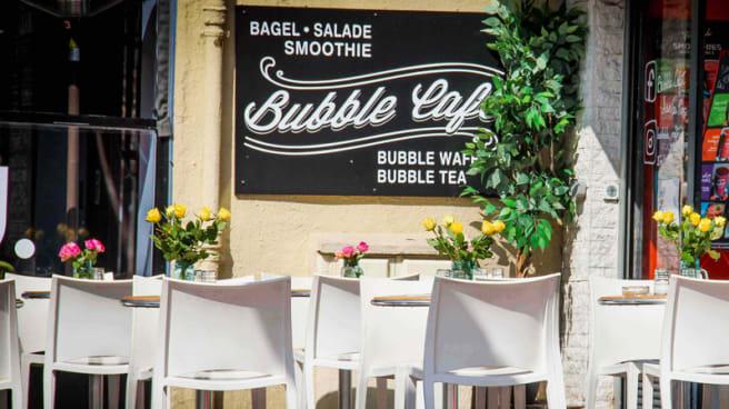 Terrasse - Bubble Café, Antibes