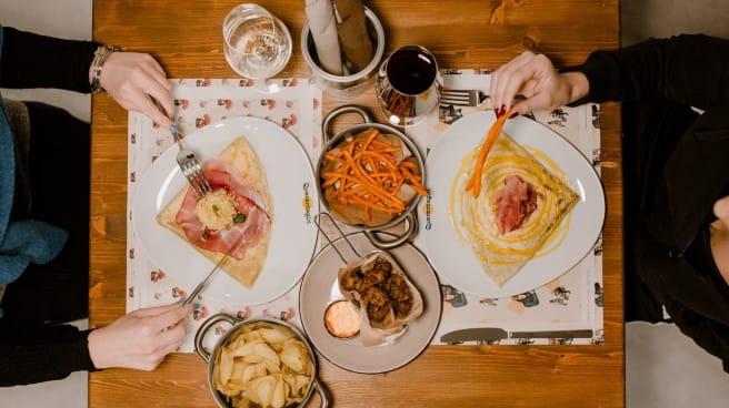 Specialità dello chef - Quarantagiri Crêpes&Co., Molfetta