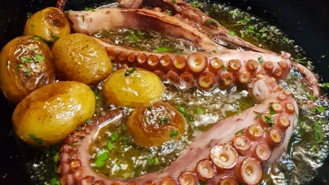 Sugestão do chef - A Ostra Bêbada, Curitiba