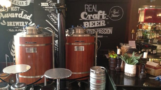 Redoak Boutique Beer Cafe, Sydney (NSW)