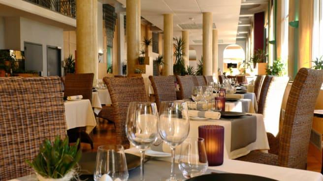 Vue des tables - L'Õ à la Bouche - Hôtel Radiana Resort