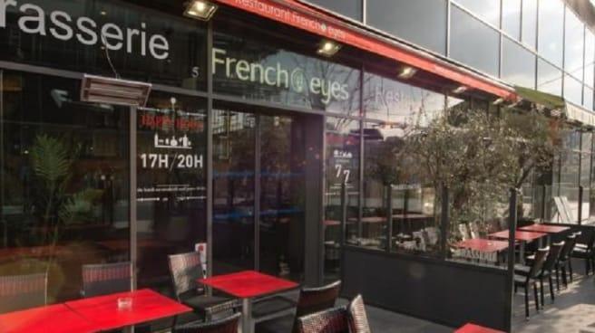 terrasse - French Eyes, Paris