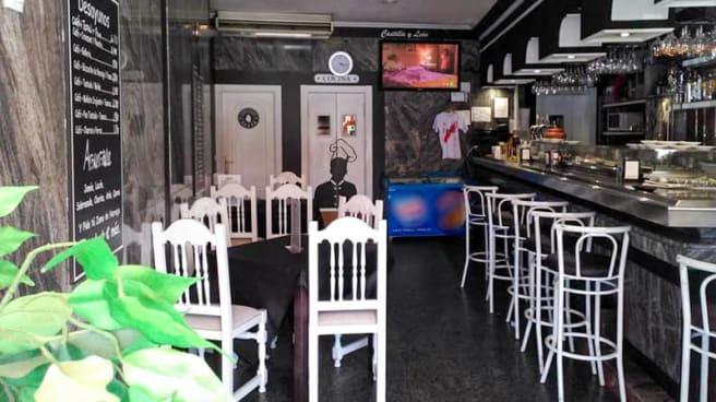 Vista del interior - Terrazas del Manzanares, Madrid