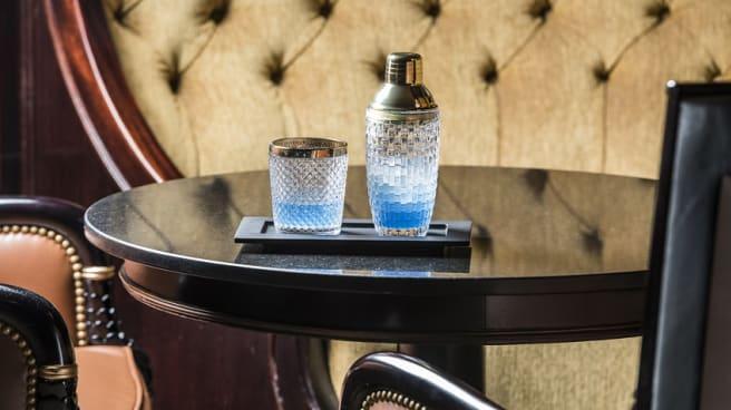 cocktail - Le Bar du Grand Hôtel, Paris