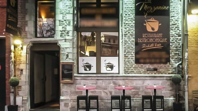 entrée - La Mezza, Lille