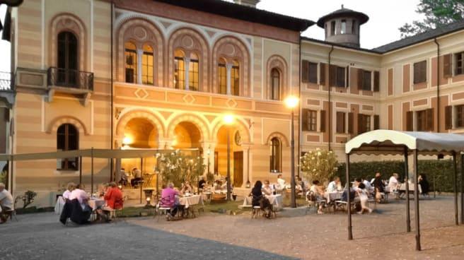 esterno - Ristorante Villa Scati