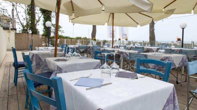 Terrazza - Marina Beach Restaurant, Rimini