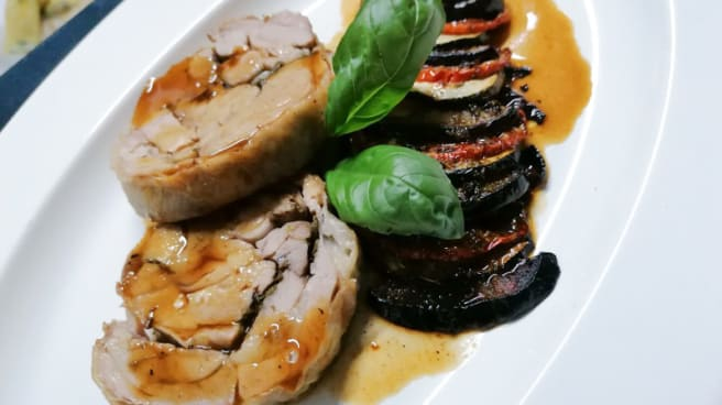 Sugerencia de plato - Al Vicoletto