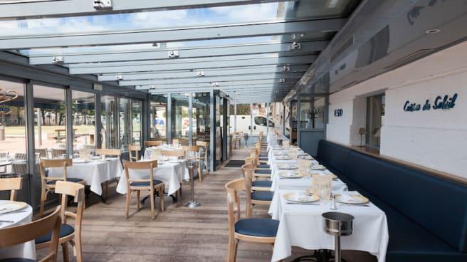 terrasse - Brasserie Le Sud, Lyon
