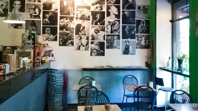 sala - Mozart Wine & Coffee, Milan