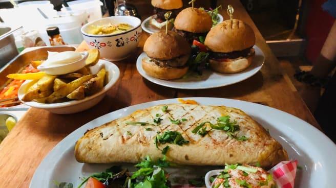 Tortilla - FF Burgers, Leiden
