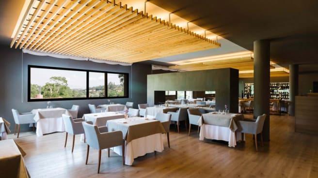 Vista sala - Restaurant 1497, Vallromanes