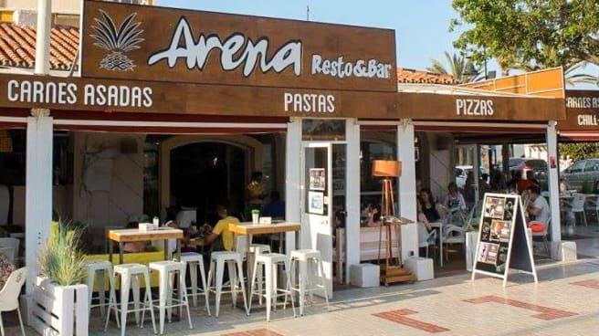 Entrada - Arena, Torremolinos