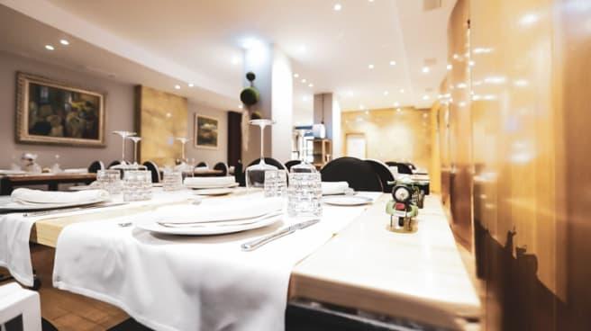 Sala del restaurante - Viggó, Oviedo