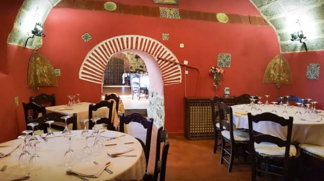 Vista sala - El Torreón, Ávila