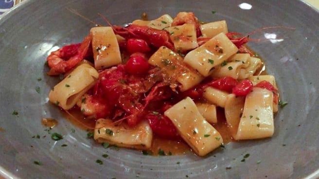 Suggerimento dello chef - Trattoria Di Pesce Aretusa, San Benedetto del Tronto